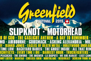 Greenfield Festival – Line Up