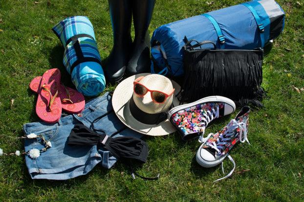 Festival-Checkliste, Checkliste, Festival was anziehen, Checkliste Festival, Was mitnehmen zum Festival, Packliste, Festival Pack-Liste