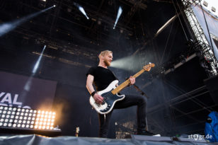 Rock am Ring 2015 – Royal Republic