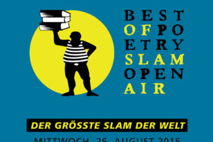Hamburg Crash Fest 2015 – Poetry Slam
