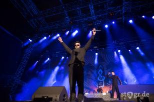 Helene Beach Festival 2015 – K.I.Z