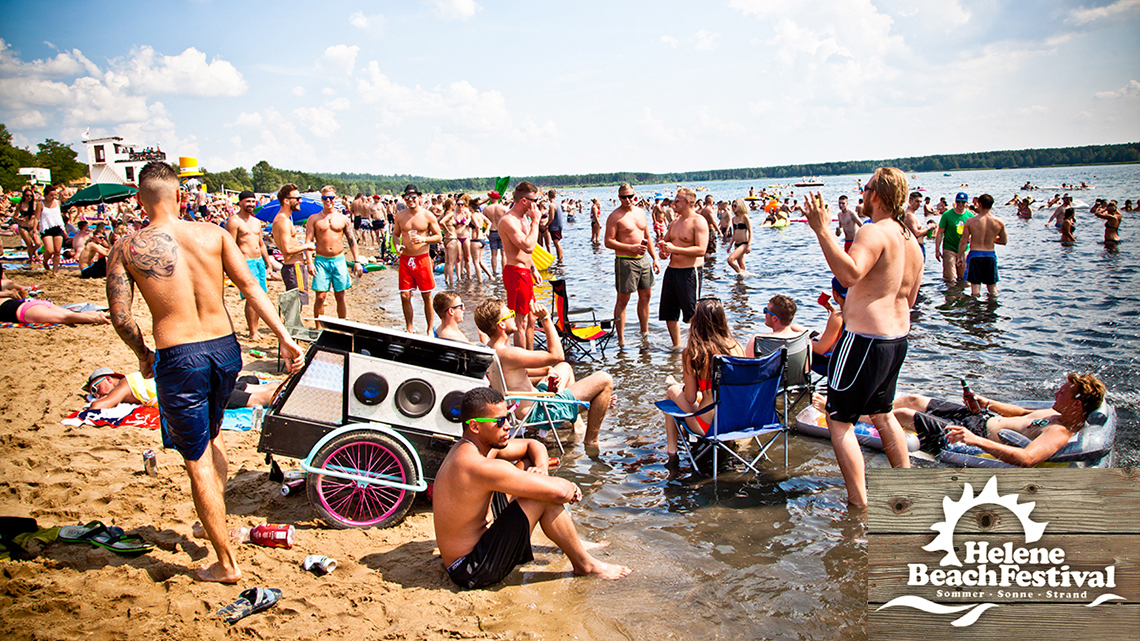 Helene Beach Festival 2015
