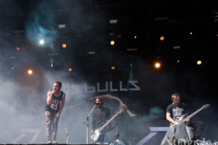 Deichbrand Festival 2015 – Emil Bulls