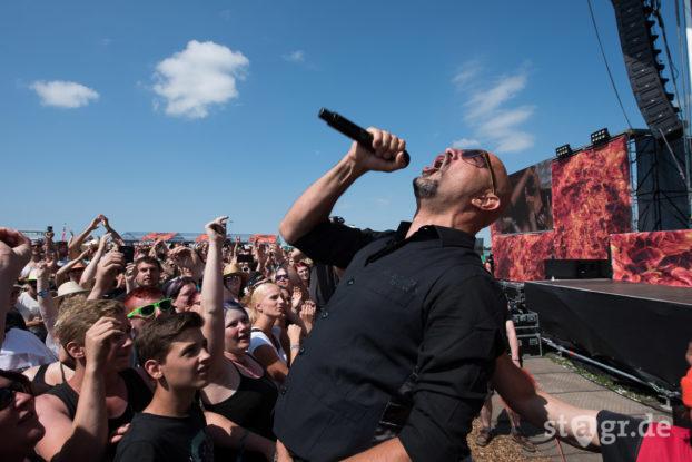 Deichbrand Festival 2015 – Eisbrecher