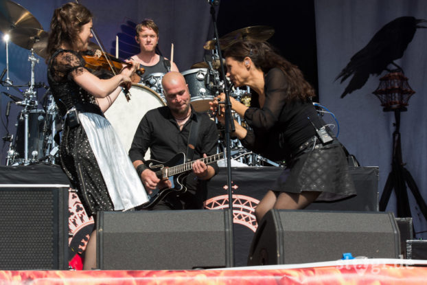Deichbrand Festival 2015 – Schandmaul