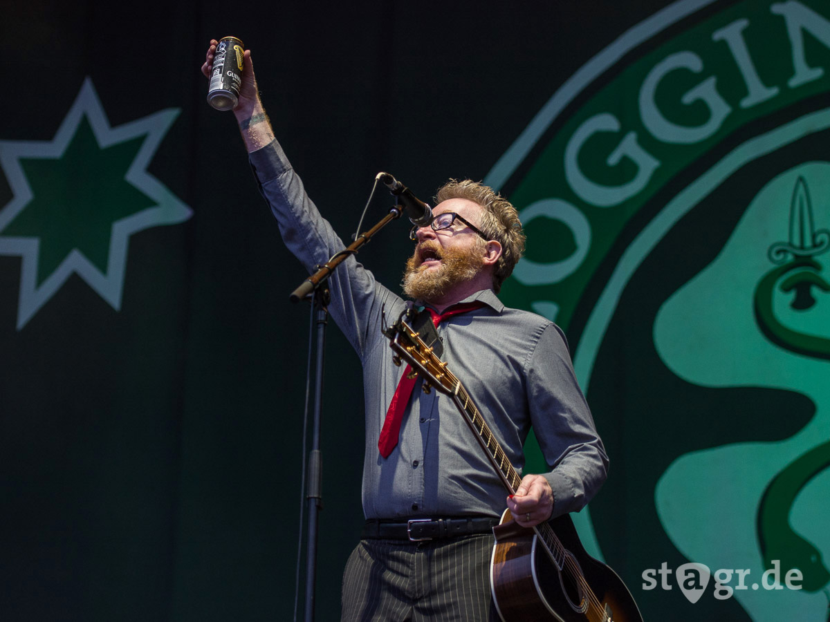 Highfield Festival 2015 – Flogging Molly