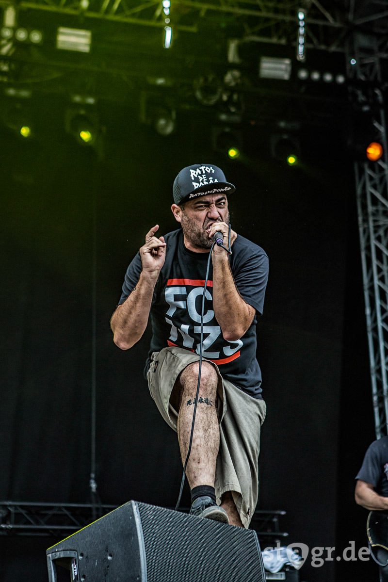 Reload Festival 2015 – Death by Stereo