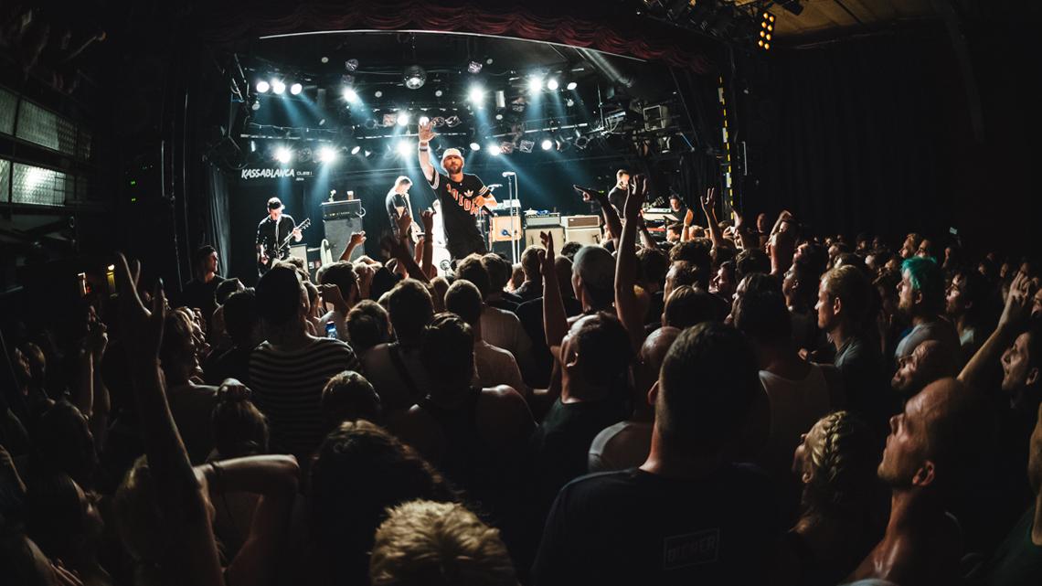 Beatsteaks Jena Kassablanca 2015