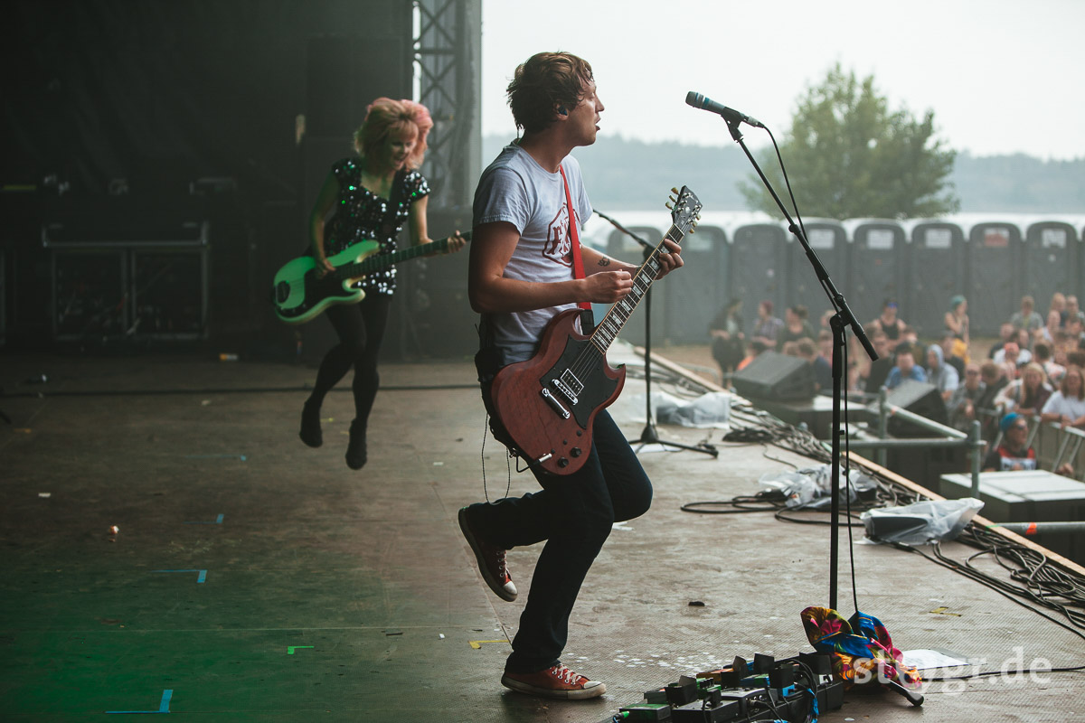 Highfield Festival 2015 – The Subways