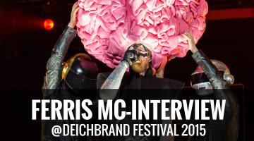 Deichbrand Festival 2015 – Ferris MC