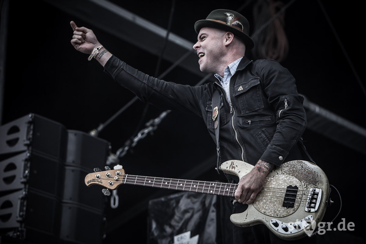 Chiemsee Summer 2015 – Flogging Molly