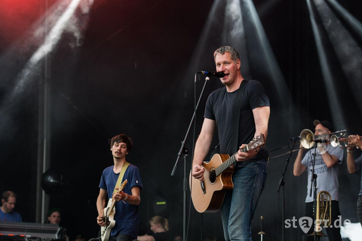 Highfield Festival 2015 – Marcus Wiebusch