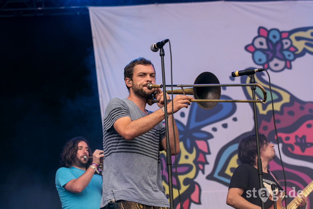 Highfield Festival 2015 – LaBrassBanda