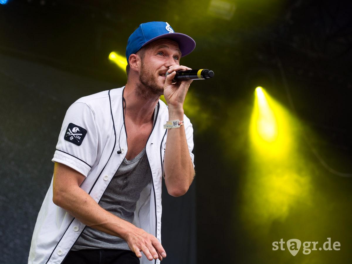 Highfield Festival 2015 – Irie Revoltes