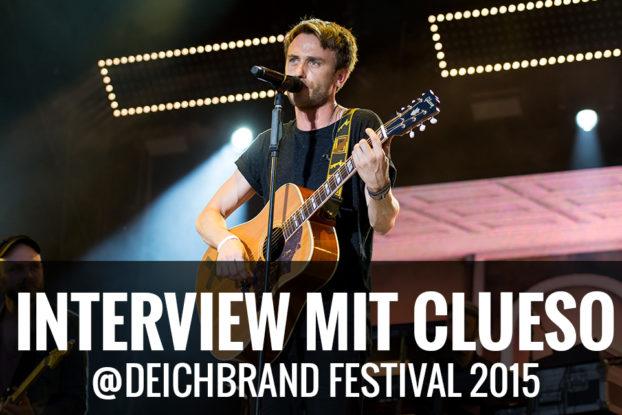 Deichbrand Festival 2015 – Clueso