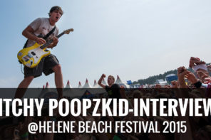 Helene Beach Festival 2015 – Itchy Poopzkid