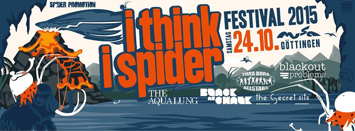 I Think I Spider Festival 2015