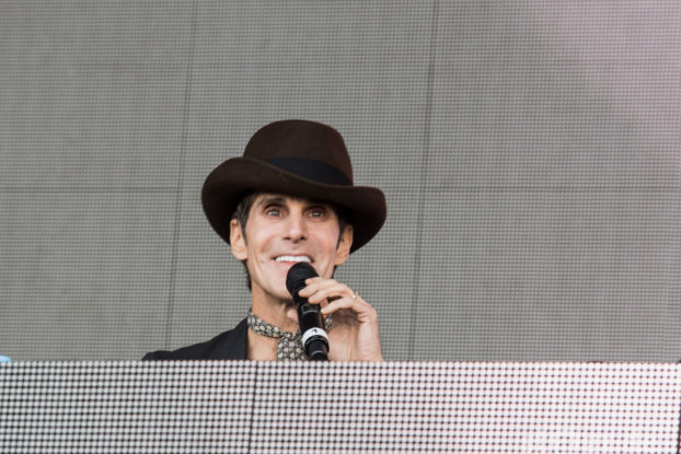 Lollapalooza Berlin 2015 – Perry Farrell / Perry Etty