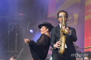 Lollapalooza Berlin 2015 – Parov Stelar Band