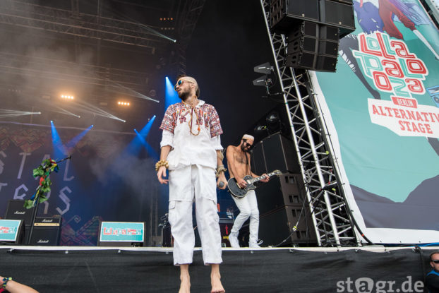 Lollapalooza Berlin 2015 – Crystal Fighters
