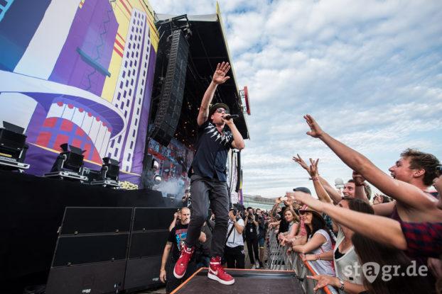 Lollapalooza Berlin 2015 – Beatsteaks