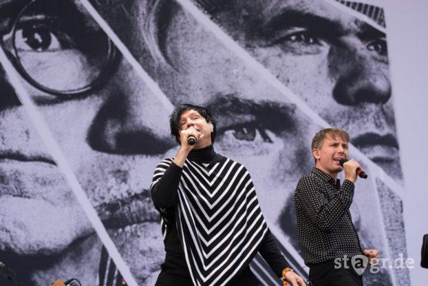 Lollapalooza Berlin 2015 – Franz Ferdinand / Sparks