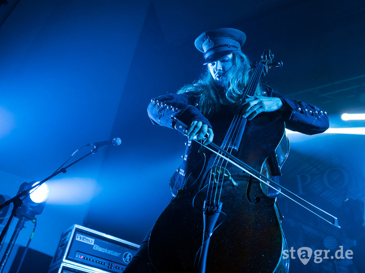 Apocalyptica Feat Franky Perez Im Capitol Hannover