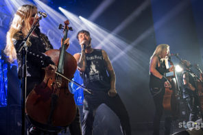 Apocalyptica Capitol Hannover 2015