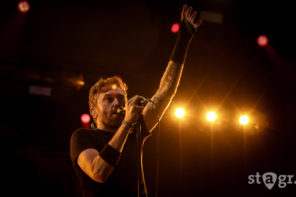Rise Against Swiss Life Hall Hannover 2015
