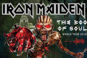 Iron Maiden / The Book of Souls Tour 2016