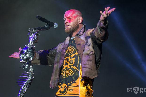 Papa Roach Tour Usa