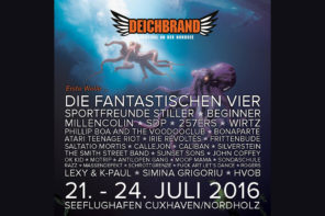 Deichbrand Festival 2016