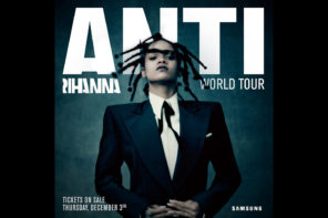 Rihanna Anti World Tour 2016