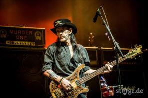 Motoerhead Berlin 2015 / Lemmy Kilmister