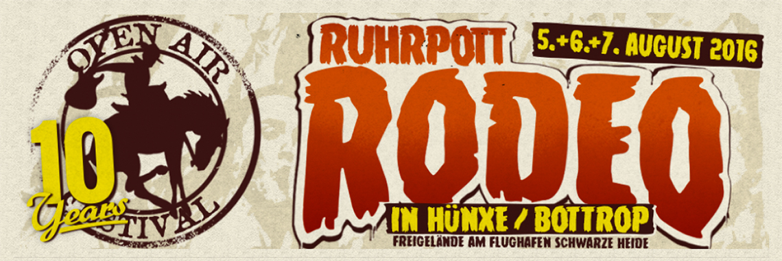 ruhrpott rodeo 2016 deutschlands gr tes punkfestival feiert 10 geburtstag stagr festivals. Black Bedroom Furniture Sets. Home Design Ideas