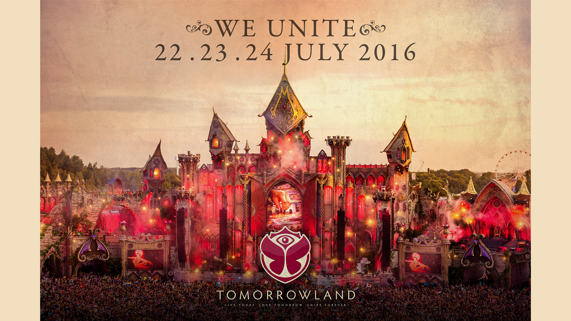 Tomorrowland Unite