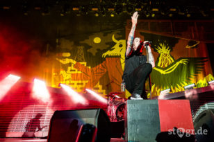 Rock am Ring 2016 / Billy Talent