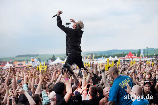 Rock am Ring 2016 / We Came As Romans