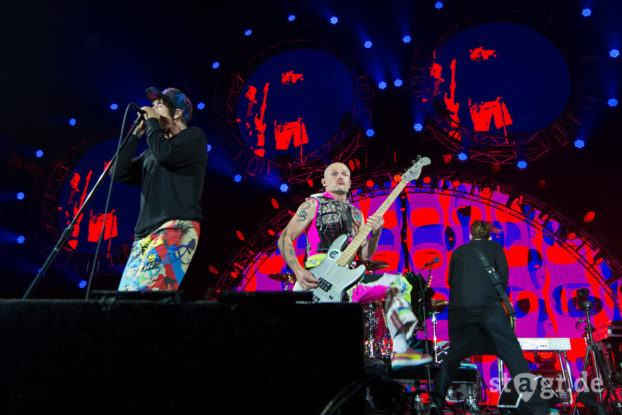 Rock am Ring 2016 / Red Hot Chili Peppers
