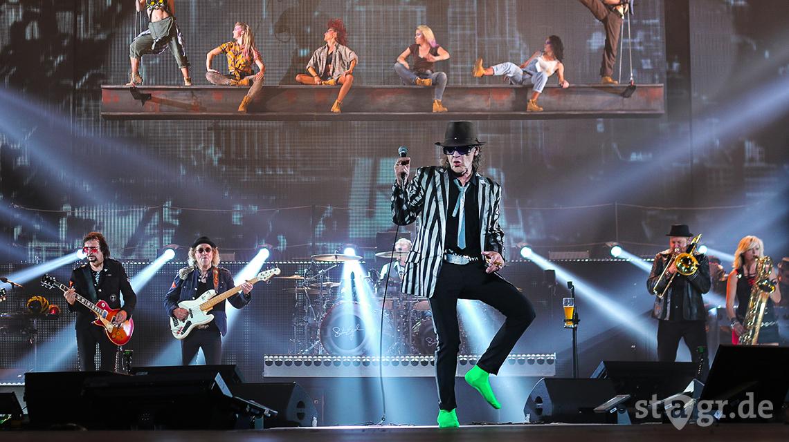Udo Lindenberg / Tui Arena Hannover 2016