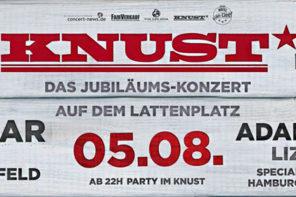 40 Jahre Knust Hamburg