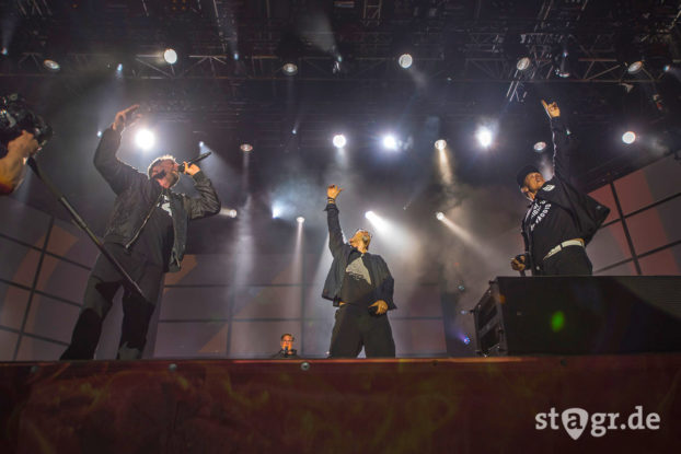 Deichbrand Festival 2016 / Die Fantastischen Vier