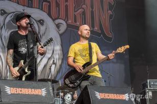 Deichbrand Festival 2016 / Millencolin
