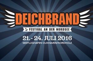Deichbrand Festival 2016 Running Order