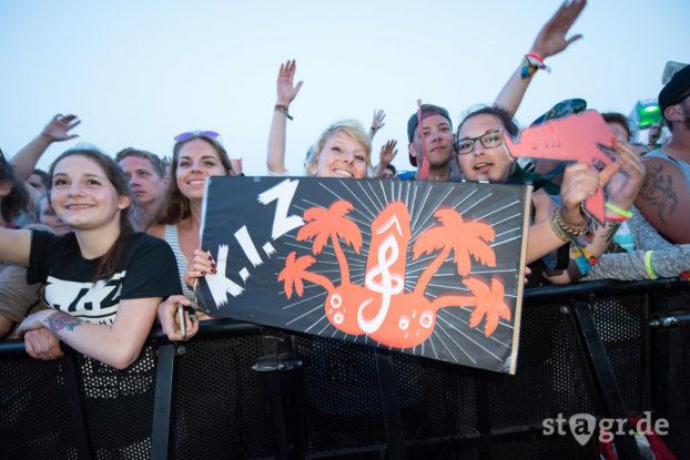 Deichbrand Festival 2016 / K.I.Z
