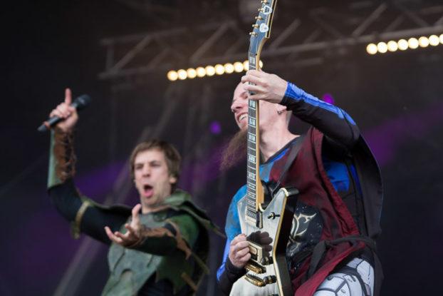 Rockharz Open Air 2016 / Gloryhammer