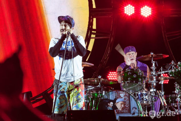 Roskilde Festival 2016 / Red Hot Chili Peppers