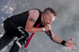 AMPHI Festival 2016 / Suicide Commando