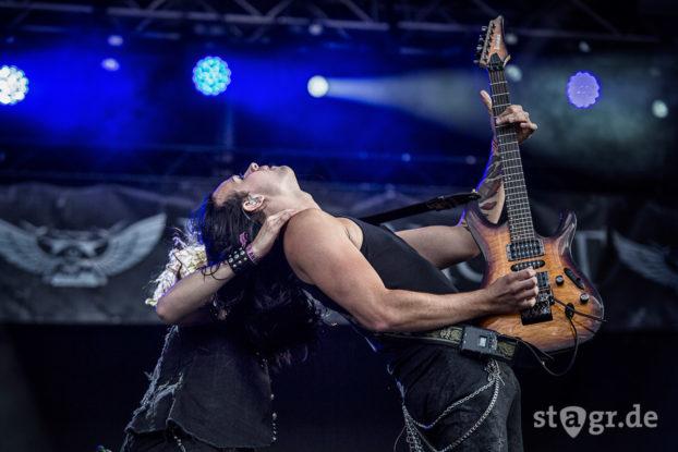 Rockharz Open Air 2016 / Kissin Dynamite