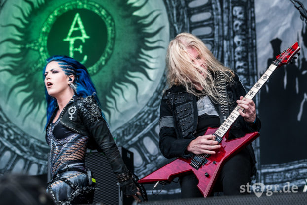 Summer Breeze 2016 / Arch Enemy